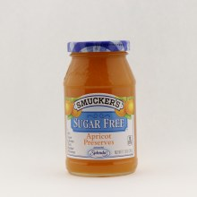 Smuckers SF apricot 12.75 oz