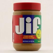 JIF Creamy Peanut Butter 1lb