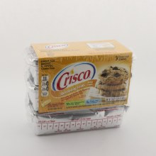 Crisco Baking Sticks Butter