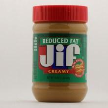 JIF Reduced Fat Creamy  16 oz