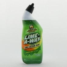 Lime-a-way Toilet Bowl