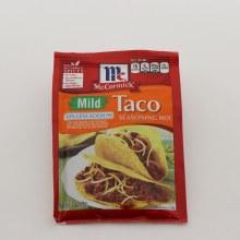 Mccormi Mild Taco Ls Seasoning