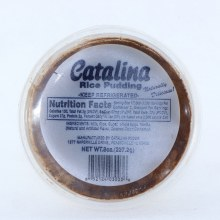 Catalina Rice Pudding (8 oz.) 8 oz