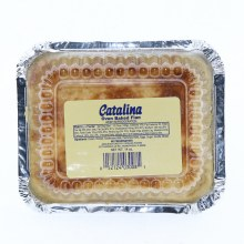 Catalina Oven Baked Flan, No Preservatives Added, 14oz 14 oz