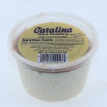 Catalina Rice Pudding 16oz 16 oz
