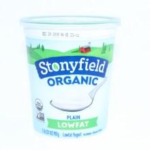 Stonyfied Lf  Plain Yogurt