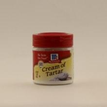 Mc cream of tartar