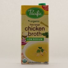 Pacific Low Sodium chicken broth