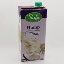 Pacific Hemp Milk Vanilla