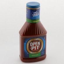 Open Pit Onion Bbq Sauce