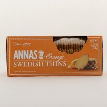 Annas  Orange All Natural Swedish Thins