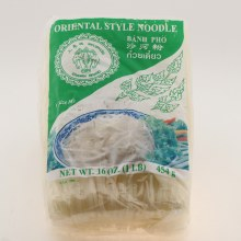 Rice medium noodles 16 oz