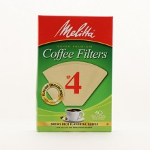 Coffee #4 Filter 40count