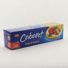 Breton Crackers Cabaret