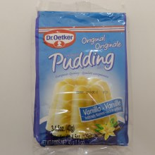 Dr Oetker Pudding