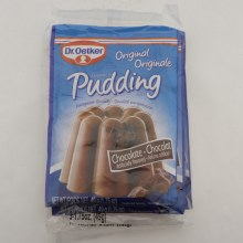 Dr Oetker Chocolate Pudding