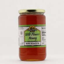 Dutchmans Wild Flower Honey 35.3 oz
