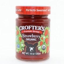 Crofters Strawberry Organic