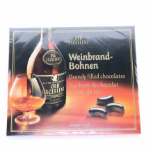Old Excellent Weinbrand-Bohnen Brandy Filled Chocolates, 14oz.  14 oz