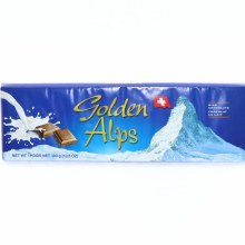 Golden Alps Milk Choc