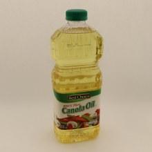 Best Choice 100% Pure Canola Oil  48 oz