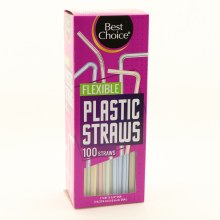 Best Choice Plastic Straws