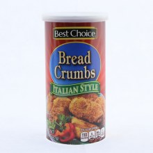 Best Choice Italian Style Bread Crumbs