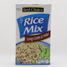 Best Choice long grain wild rice