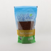 Clearly Organic Red Quinoa Organic