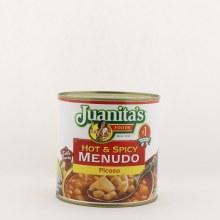 Juanitas Hot & Spicy Menudo