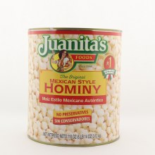 Juanita Hominy 105 oz