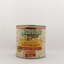 Juanitas Hominy 29 oz