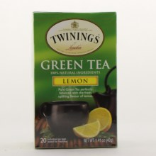 Twinings Lemon Green Tea