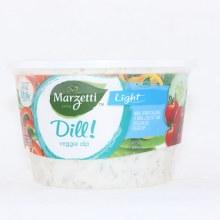Marzetti Dill Veggie Dip, Light 14 oz