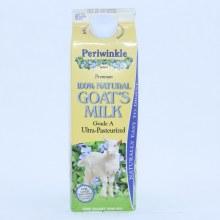 Periwinkle Swiss Goat Milk