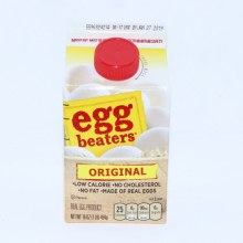Egg Beaters Original, No Fat, No Colesterol. 16 oz