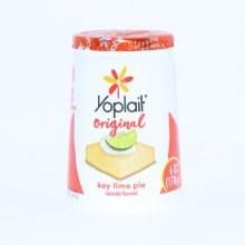 Yoplait Key Lime Pie Yogurt