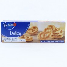 Bahlsen Delice Puff Pastry