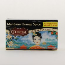 Celestial Mandarin Orange Spice Tea 1.9 oz