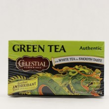Celestial Authentic Green Tea