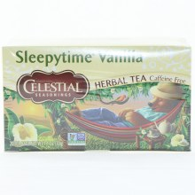 Celestial Sleepytime Vanilla Tea 20 tea bags