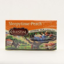 Celestial Sleepytime Peach Tea 20 tea bags