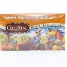 Celestial Swt Harv Pmkin Tea