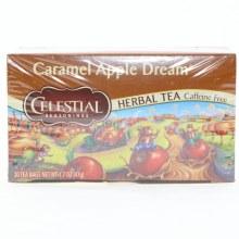 Celestial Caramel Apple Tea
