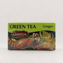 Celestial Ginger Green Tea
