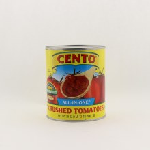 Cento all in 1 crush tomato 28 oz