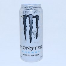 Monster Zero Ultra Energy Drink 0 Calories 16 oz
