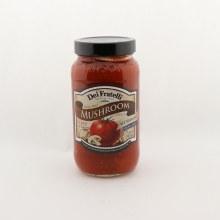 Df Mushroom Pasta Sauce