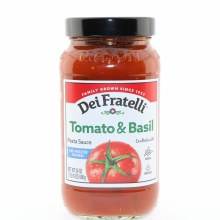Df Tomato Basil Pasta Sauce