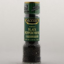 Alessi Whole Black Peppercorn 2.64 oz